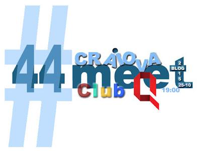 Vine Craiova Blog Meet de Octombrie