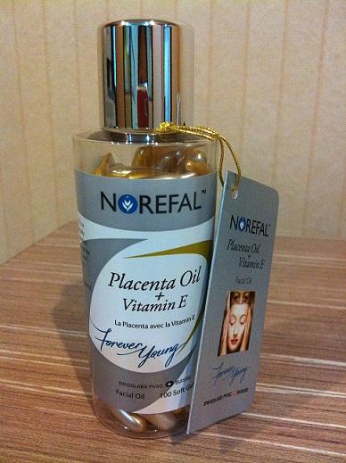 Norefal Placenta Oil - drhanie.blogspot.com