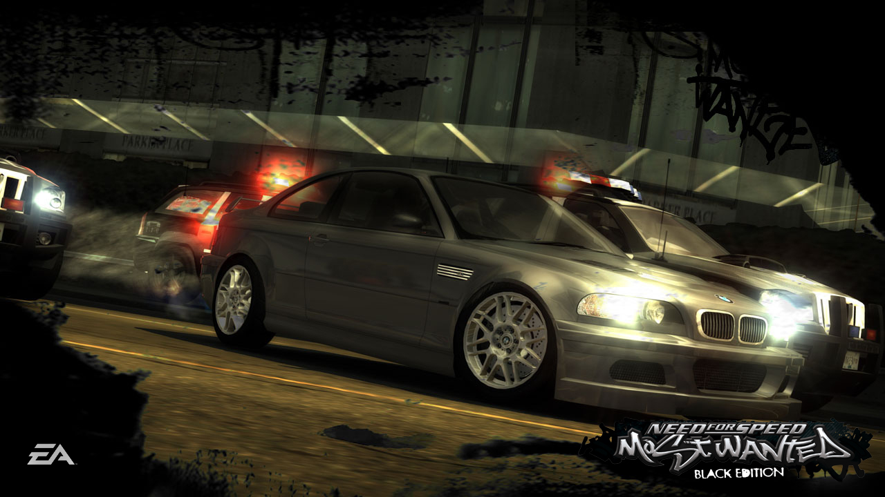 Car Wallpapers NFS MW Cars Game