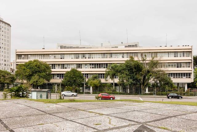 Anexo da Assembléia Legislativa do Paraná