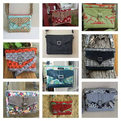 Seneca Creek bag by Betz White - May finalists