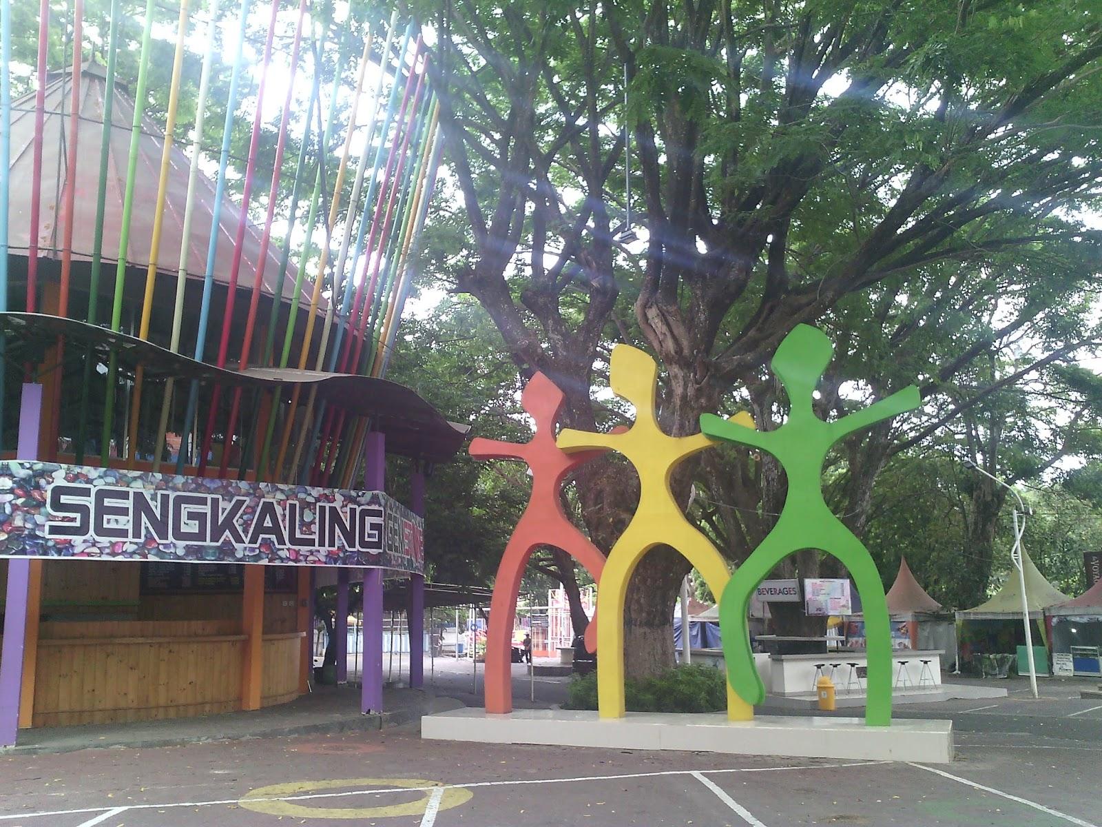 Taman Rekreasi Sengkaling merupakan salah satu wisata liburan keluarga yang berada di kota Malang tepatnya di Jl Raya Mulyoagung No