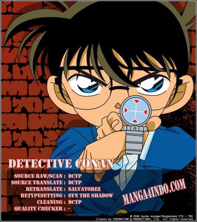 komik detektif conan 864
