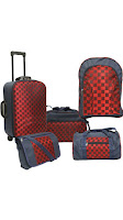Fidato Set of 5 Travel Bags Lowest Onlie