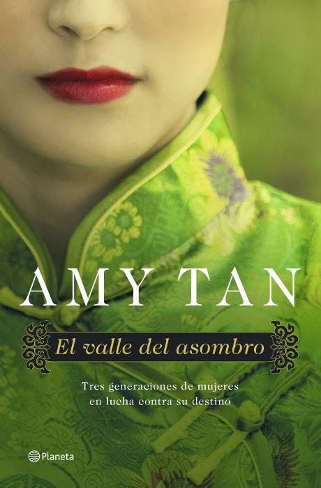 El valle del asombro de Amy Tan