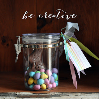 easter candy packaging tutorial on Creative Bag's blog