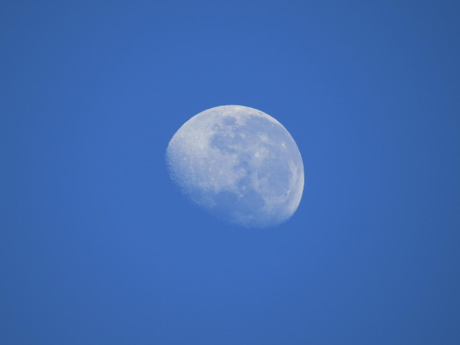 Bulan Kesiangan