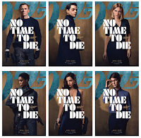 NO TIME TO DIE - in theaters April 10, 2020