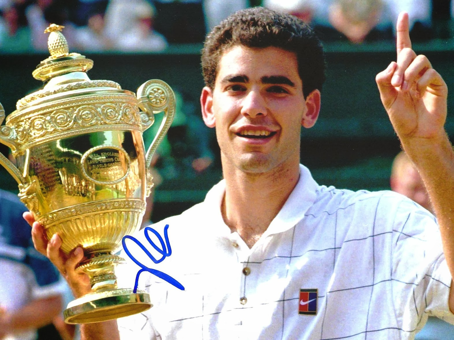 pete sampras essay Rafael nadal's coinciding trophy drought meant that this was the first time since 1999, when pete sampras and carlos moyá occupied the world number 1 and 2 spots, that neither of world's top two players had won a tournament prior to the start of the european clay court season.