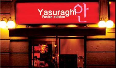 da yasuraghi  nuovi sapori