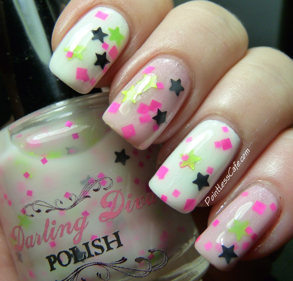 Darling Diva Polish - Lucky Star | Pointless Cafe