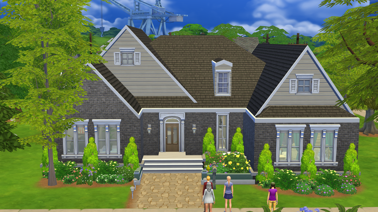 Lacey Loves Sims October 2014