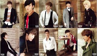 Artis Korea Super Junior