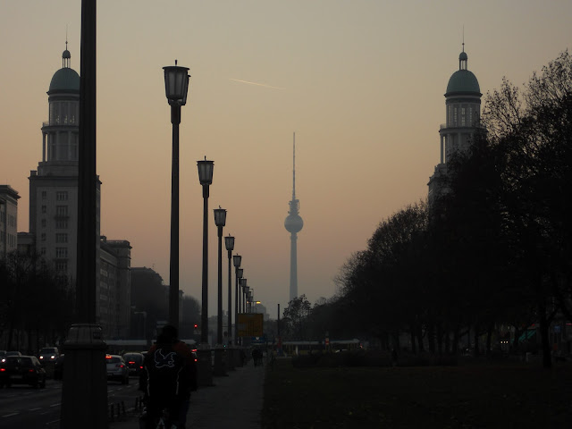 Fernsehturm Berlin Frankfurter Tor