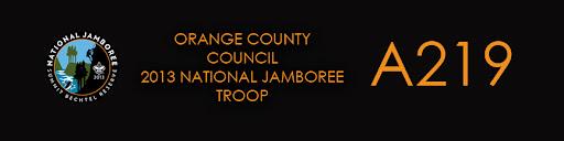 2013 National Jamboree Troop A219