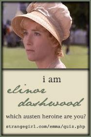Jane Austen Heroines Quiz