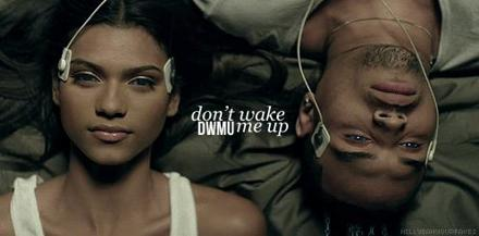 #watch: Chris Brown premieres auto-tune filled Don´t Wake Me Up video!