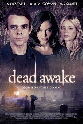Watch Dead Awake 2010 BRRip Hollywood Movie Online | Dead Awake 2010 Hollywood Movie Poster