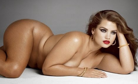Sexy the plus size