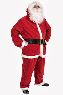 Father Christmas Suit from Theatrical Threads Ltd