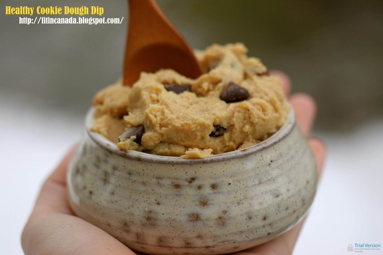 Healthy Cookie Dough Chocolate Chips Chocolate Chip Cookie Dough Lose ...