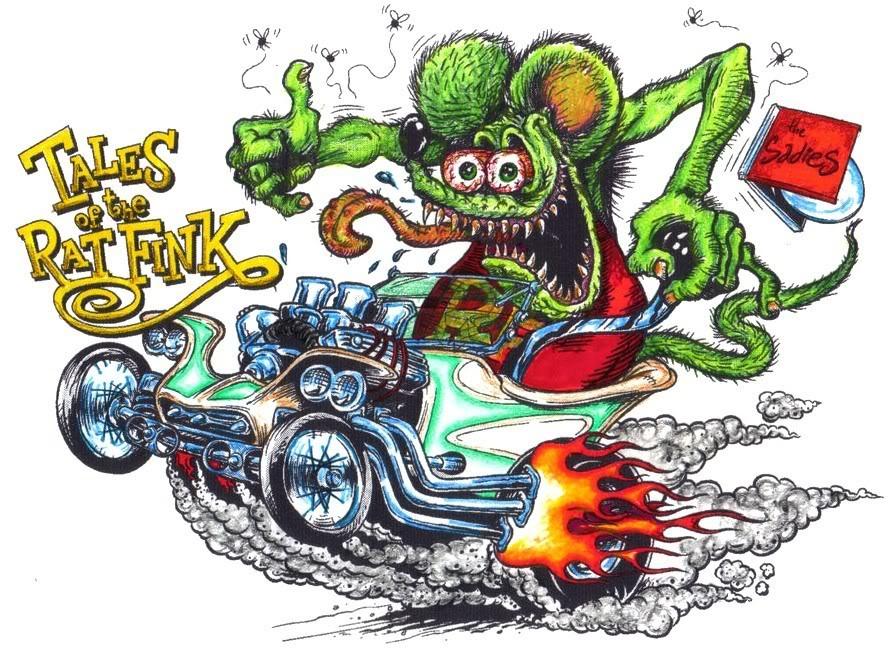 Tales of rat finkjpg 894650 Street Rods Pinterest