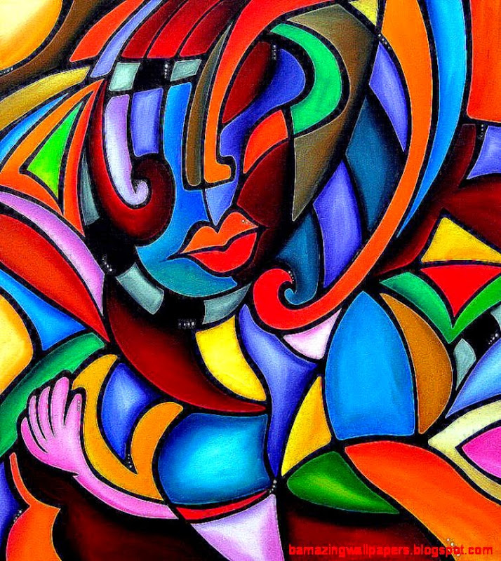 Abstract Art Picasso Images 6 HD Wallpapers