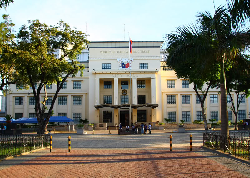 Watchful Eyes Of A Silhouette Philippines 39 Most Beautiful City Halls Rank 35 67