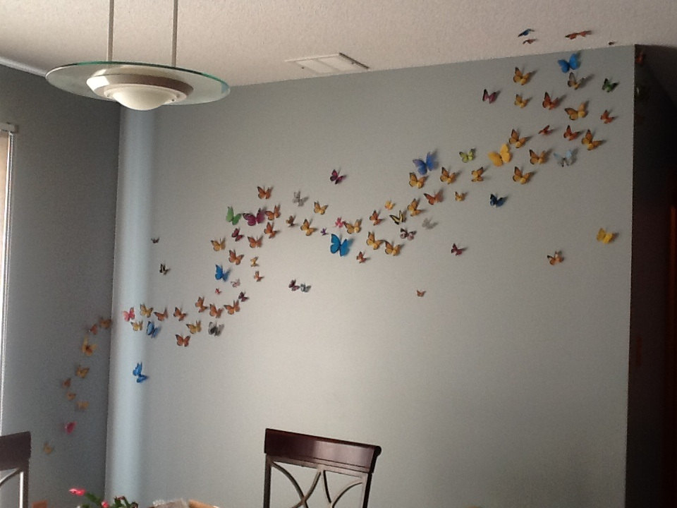 Heidi s Hubbub Butterfly Wall Art