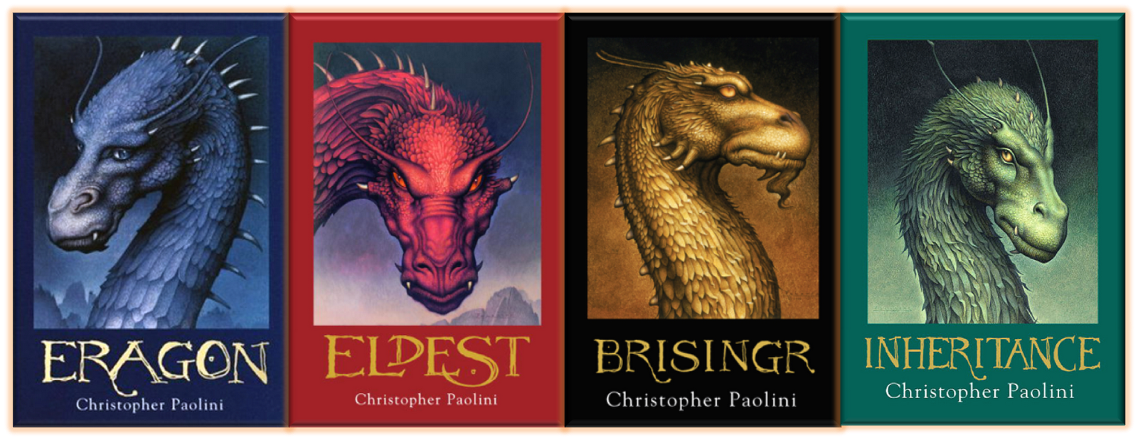 """a review of the novel eragon by christopher paolini """"eragon"""" is what happens when misguided studio executives option a novel written by a teenager (christopher paolini) with a head full of anne mccaffrey and ursula k le guin."""