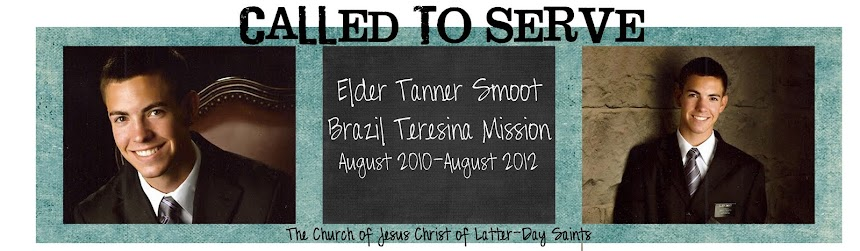 Elder Tanner Smoot