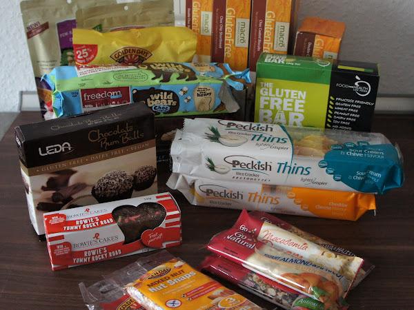 glutenfreie Produkte aus Australien (Teil 1)