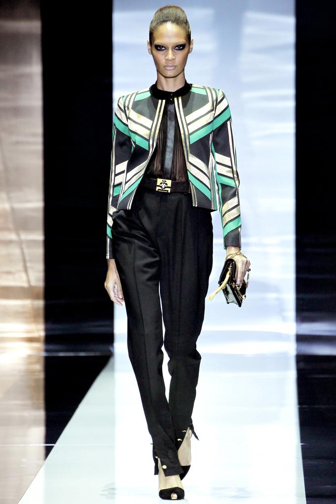 Gucci Ss12 Milan Fashion Week Style Me London