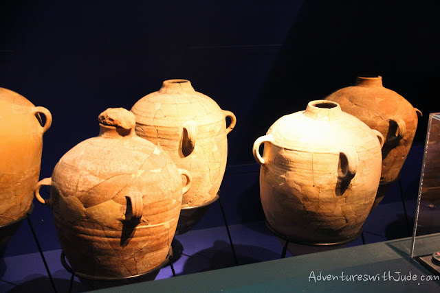 Qumran Dead Sea Scrolls pottery