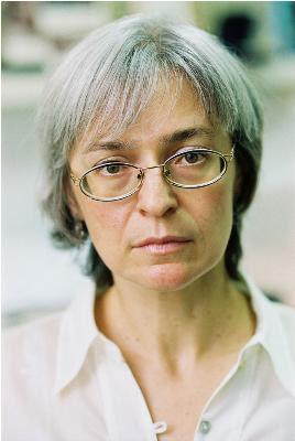 El'sa K, ricordando Anna Politkovskaja