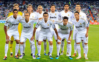 List of 2014 – 2015 Real Madrid Players