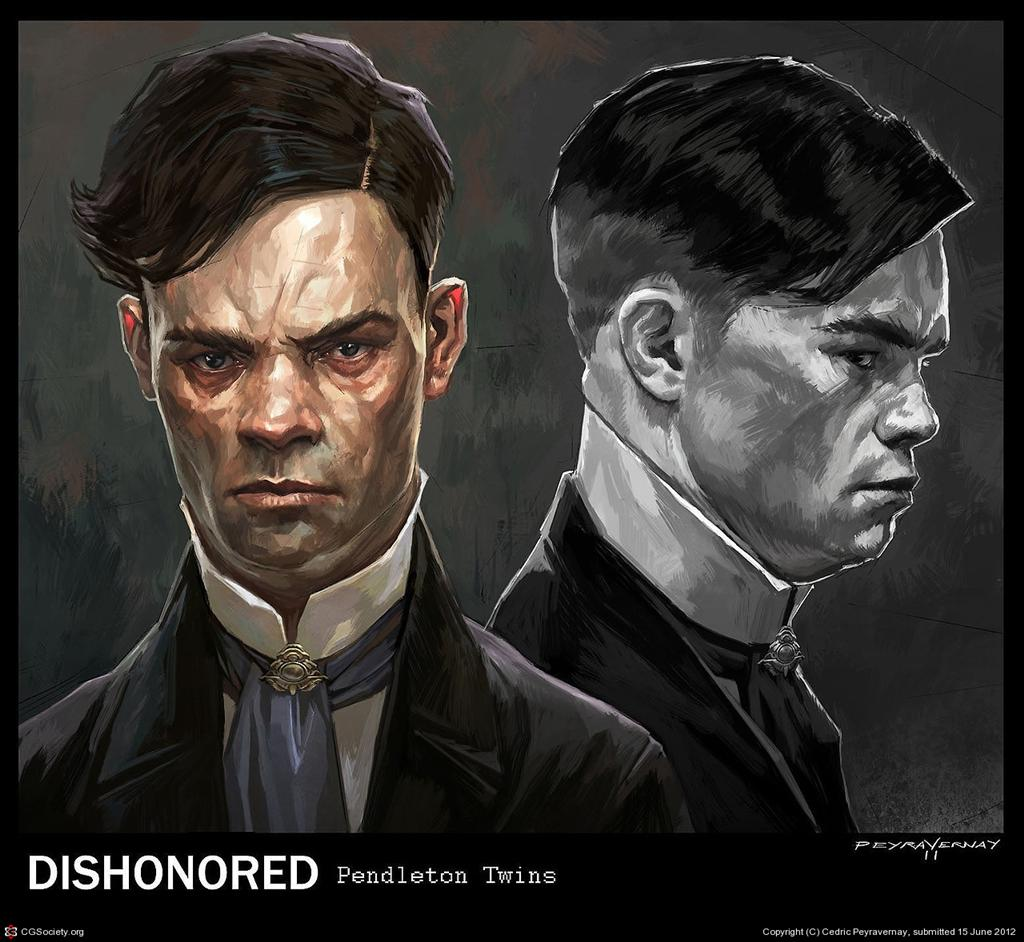 Dishonored HD & Widescreen Wallpaper 0.499268206450714