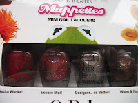 Beauty - Designer de Better (OPI The Muppets Collection) Review