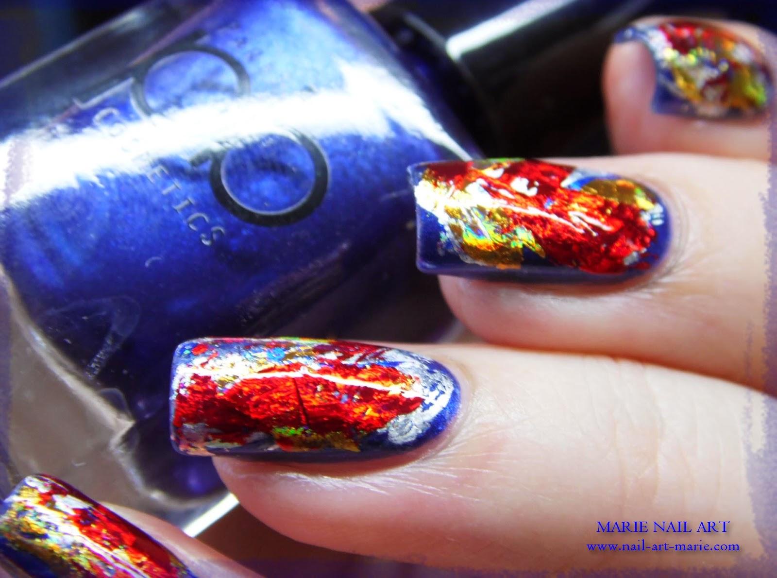 Colourfoil Manicure7