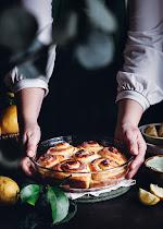 La burrica recomienda: Rollos de limón con lemon curd