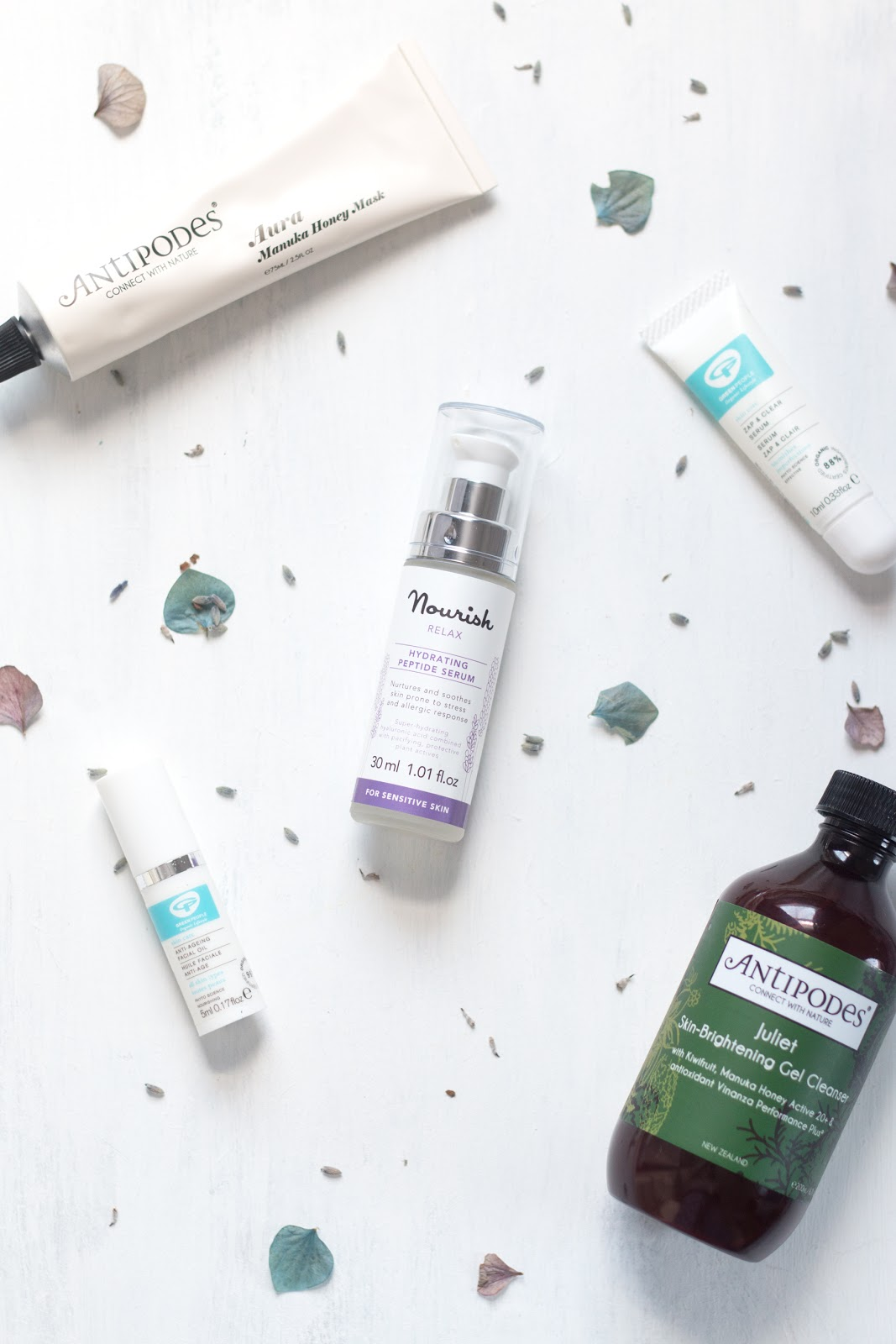ORGANIC BEAUTY WEEK: BEST OF SKINCARE