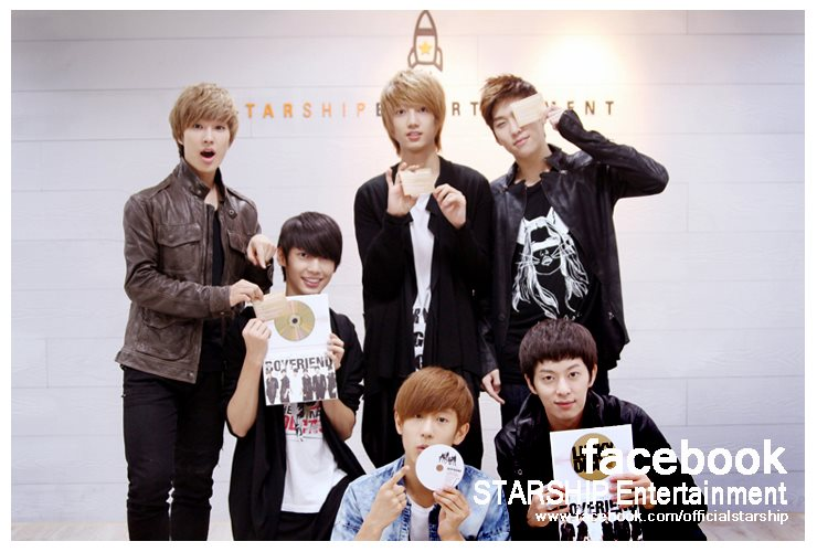 All about BOYFRIEND ( K-POP ) :)