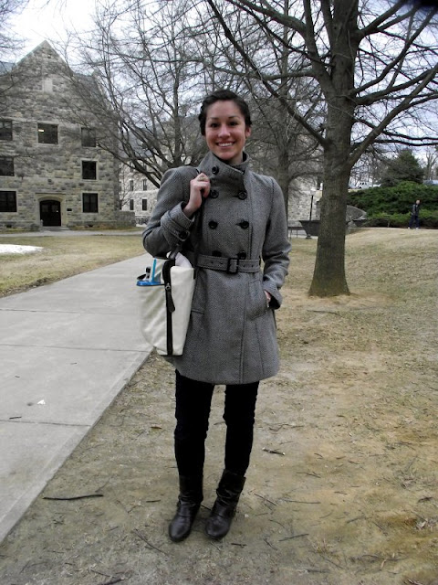 gray coats, virginia tech fashion, southern street style, southern fashion, virginia street style