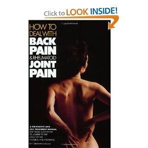 Dr. Batamanghelidj,s Book On Back Pain