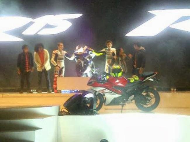 Yamaha YZF-R15 2014 Indonesia
