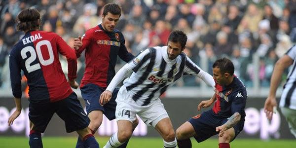 Prediksi Genoa vs Juventus