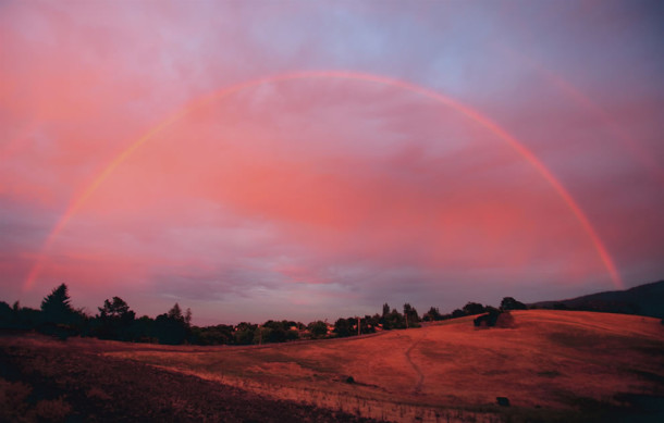 Double Rainbow Pictures and Wallpapers