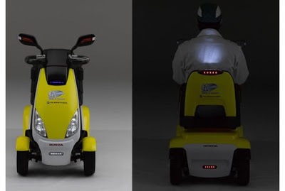Honda ASV-3 Advanced Safety Vehicle