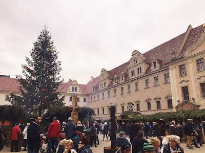 Weihnachtsmarkt in Regensburg