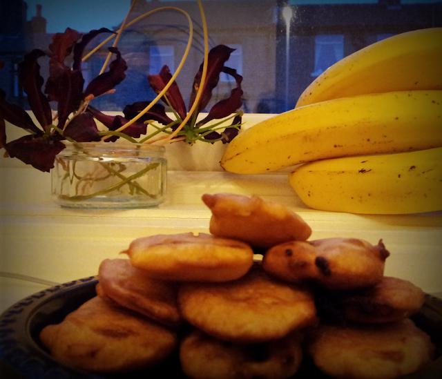 Banana Fritters / Pazhampori / Ethakkappam